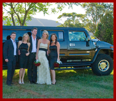 Wedding Hummer Hire Limousines