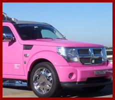 Dodge Nitro, Hummer and Limousine Hire Newcastle